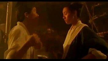 """>ดูหนังอาร์จีน เดชคัมภีร์เทวดา The Legend of the Swordsman (2010) จอมกะบี่เย็ดเย้ยยุทธจักร หลอกฟันหีมิสทิฟฟานี่ไทย """"น้องปอย ตรีชฎา"""" ด้วยเสียงควยกระทุ้งหีฉับๆ"""