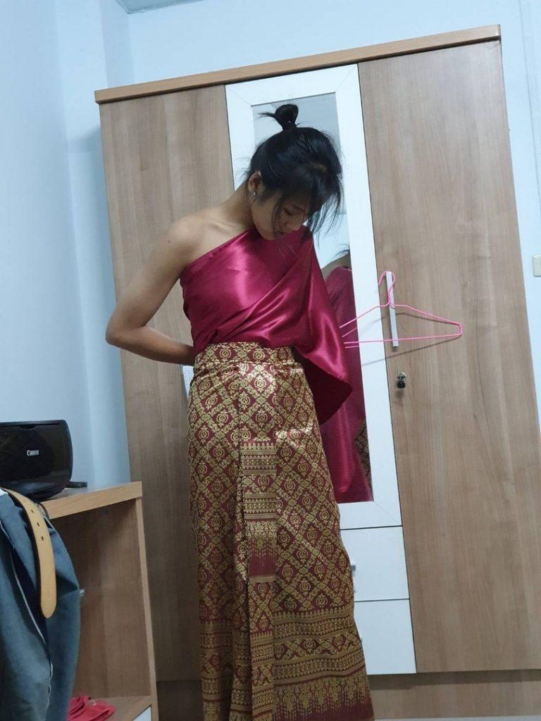 >เย็ดแฟนชุดไทย ตูดด้วย โครตเด็ด